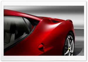 2010 Ferrari 458 Italia Car HD Wide Wallpaper for Widescreen