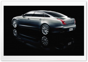 2010 Jaguar XJ HD Wide Wallpaper for Widescreen