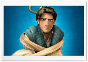 2010 Tangled Flynn HD Wide Wallpaper for 4K UHD Widescreen desktop & smartphone