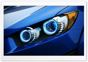 2011 Chevrolet Aveo RS Headlight HD Wide Wallpaper for Widescreen