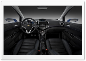 2011 Chevrolet Aveo RS Interior HD Wide Wallpaper for Widescreen