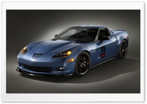 2011 Chevrolet Corvette Z06 Carbon Limited Edition HD Wide Wallpaper for Widescreen