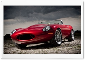 2011 Eagle Jaguar E Type Speedster HD Wide Wallpaper for Widescreen