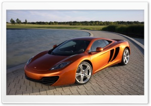 2011 McLaren MP4-12C HD Wide Wallpaper for 4K UHD Widescreen desktop & smartphone