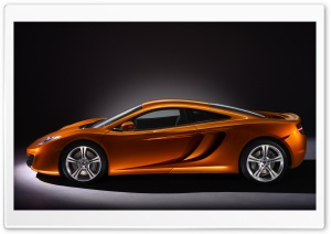 2011 McLaren MP4-12C Ultra HD Wallpaper for 4K UHD Widescreen desktop, tablet & smartphone