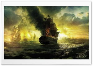 2011 Pirates Of The Caribbean On Stranger Tides HD Wide Wallpaper for Widescreen