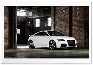 2012 Audi TT-RS HD Wide Wallpaper for Widescreen