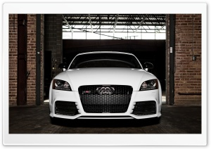 2012 Audi TT-RS Ultra HD Wallpaper for 4K UHD Widescreen desktop, tablet & smartphone