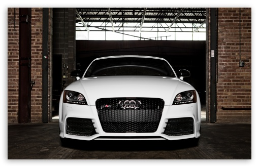 2012 White Audi Tt Rs Coupe In Warehouse Audi Exchange