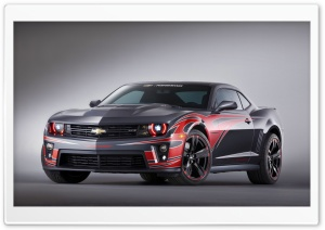 2012 Chevrolet Camaro ZL1 HD Wide Wallpaper for 4K UHD Widescreen desktop & smartphone