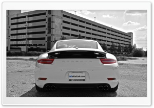 2012 Porsche 911 Carrera S (991) HD Wide Wallpaper for Widescreen
