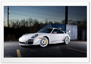 2012 Porsche 911 GT3 RS 4.0 HD Wide Wallpaper for Widescreen