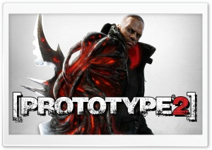 2012 Prototype 2 HD Wide Wallpaper for Widescreen