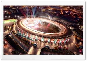 2012 Summer Olympic Games HD Wide Wallpaper for Widescreen