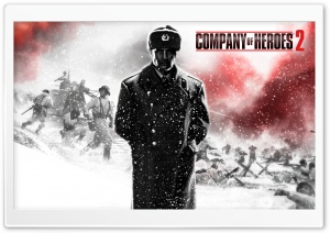 2013 Company of Heroes 2 HD Wide Wallpaper for Widescreen