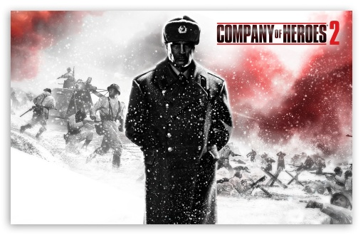 2013 Company of Heroes 2 HD wallpaper for Wide 16:10 5:3 Widescreen WHXGA WQXGA WUXGA WXGA WGA ; HD 16:9 High Definition WQHD QWXGA 1080p 900p 720p QHD nHD ; Standard 3:2 Fullscreen DVGA HVGA HQVGA devices ( Apple PowerBook G4 iPhone 4 3G 3GS iPod Touch ) ; Mobile 5:3 3:2 16:9 - WGA DVGA HVGA HQVGA devices ( Apple PowerBook G4 iPhone 4 3G 3GS iPod Touch ) WQHD QWXGA 1080p 900p 720p QHD nHD ;