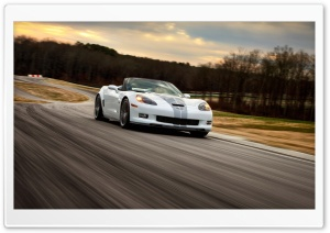 2013 Corvette 427 Convertible HD Wide Wallpaper for 4K UHD Widescreen desktop & smartphone