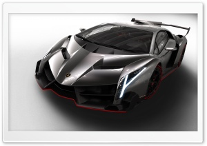 2013 Lamborghini Veneno Car HD Wide Wallpaper for Widescreen
