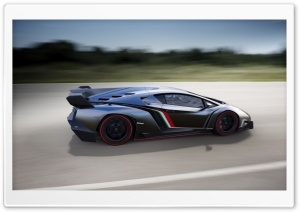 2013 Lamborghini Veneno Need for Speed HD Wide Wallpaper for Widescreen