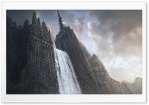 2013 Oblivion Earth HD Wide Wallpaper for Widescreen