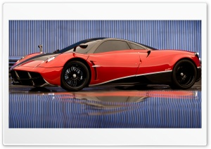 2013 Pagani Huayra HD Wide Wallpaper for Widescreen