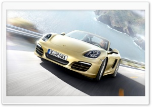 2013 Porsche Boxster Ultra HD Wallpaper for 4K UHD Widescreen desktop, tablet & smartphone