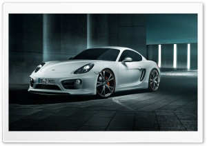 2013 Porsche Cayman HD Wide Wallpaper for Widescreen