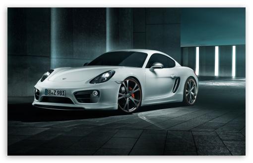Download 2013 Porsche Cayman HD Wallpaper