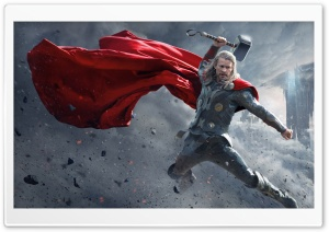 2013 Thor The Dark World Wide HD Wide Wallpaper for 4K UHD Widescreen desktop & smartphone