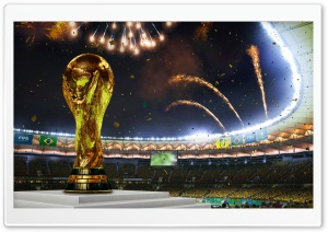 2014 20th FIFA World Cup HD Wide Wallpaper for 4K UHD Widescreen desktop & smartphone