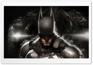 2014 Batman Arkham Knight HD Wide Wallpaper for Widescreen