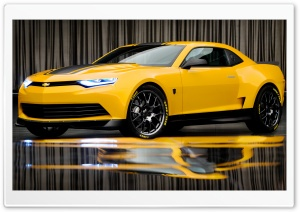 2014 Bumblebee Concept HD Wide Wallpaper for 4K UHD Widescreen desktop & smartphone