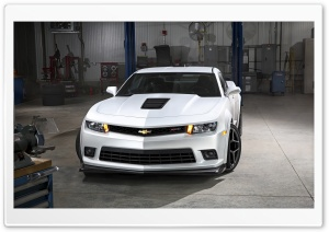 2014 Chevrolet Camaro Z28 HD Wide Wallpaper for Widescreen