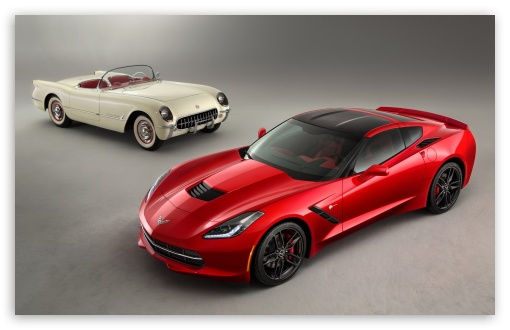 2014 Chevrolet Corvette Stingray and Classic Chevy ❤ 4K UHD Wallpaper for Wide 16:10 5:3 Widescreen WHXGA WQXGA WUXGA WXGA WGA ; 4K UHD 16:9 Ultra High Definition 2160p 1440p 1080p 900p 720p ; Standard 3:2 Fullscreen DVGA HVGA HQVGA ( Apple PowerBook G4 iPhone 4 3G 3GS iPod Touch ) ; Mobile 5:3 3:2 16:9 - WGA DVGA HVGA HQVGA ( Apple PowerBook G4 iPhone 4 3G 3GS iPod Touch ) 2160p 1440p 1080p 900p 720p ;