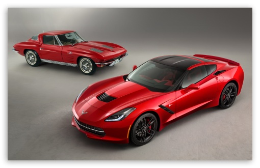 2014 Chevrolet Corvette Stingray Red 4K HD Desktop ... | 510 x 330 jpeg 49kB