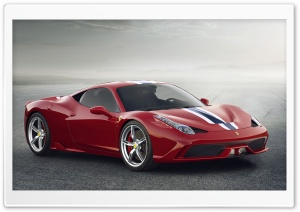 2014 Ferrari 458 Speciale HD Wide Wallpaper for 4K UHD Widescreen desktop & smartphone