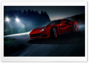 2014 Ferrari F12 Berlinetta HD Wide Wallpaper for Widescreen