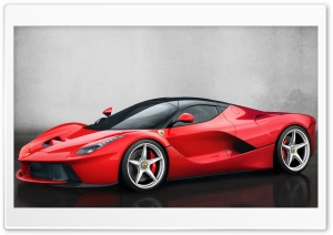 2014 Ferrari LaFerrari HD Wide Wallpaper for 4K UHD Widescreen desktop & smartphone