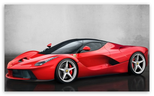 Download 2014 Ferrari LaFerrari UltraHD Wallpaper