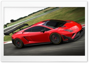 2014 Lamborghini Gallardo GT3 FL2 HD Wide Wallpaper for 4K UHD Widescreen desktop & smartphone