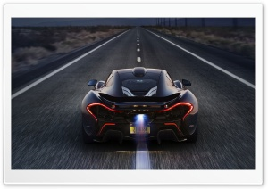 2014 McLaren P1 HD Wide Wallpaper for 4K UHD Widescreen desktop & smartphone