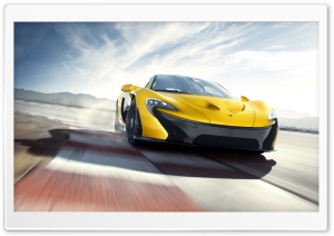 2014 McLaren P1 Car HD Wide Wallpaper for Widescreen