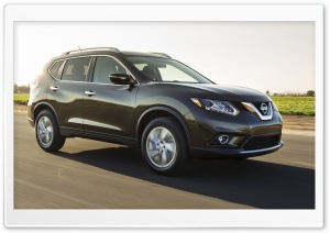 2014 Nissan Rogue HD Wide Wallpaper for Widescreen
