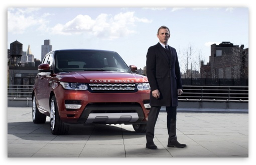 2014 Range Rover Sport - James Bond HD wallpaper for Wide 16:10 5:3 Widescreen WHXGA WQXGA WUXGA WXGA WGA ; HD 16:9 High Definition WQHD QWXGA 1080p 900p 720p QHD nHD ; Standard 4:3 5:4 3:2 Fullscreen UXGA XGA SVGA QSXGA SXGA DVGA HVGA HQVGA devices ( Apple PowerBook G4 iPhone 4 3G 3GS iPod Touch ) ; iPad 1/2/Mini ; Mobile 4:3 5:3 3:2 16:9 5:4 - UXGA XGA SVGA WGA DVGA HVGA HQVGA devices ( Apple PowerBook G4 iPhone 4 3G 3GS iPod Touch ) WQHD QWXGA 1080p 900p 720p QHD nHD QSXGA SXGA ;