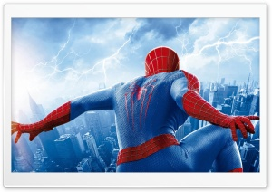 2014 The Amazing Spider Man 2 HD Wide Wallpaper for Widescreen