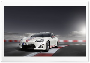 2014 Toyota GT 86 Cup Edition HD Wide Wallpaper for Widescreen