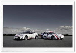 2014 Toyota GT 86 Cup Edition Cars HD Wide Wallpaper for 4K UHD Widescreen desktop & smartphone