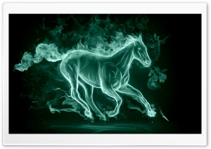 2014 Year of the Horse HD Wide Wallpaper for Widescreen