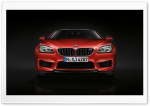 2015 BMW M6 Gran Coupe HD Wide Wallpaper for Widescreen