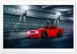 2015 Dodge Challenger SRT Ultra HD Wallpaper for 4K UHD Widescreen desktop, tablet & smartphone